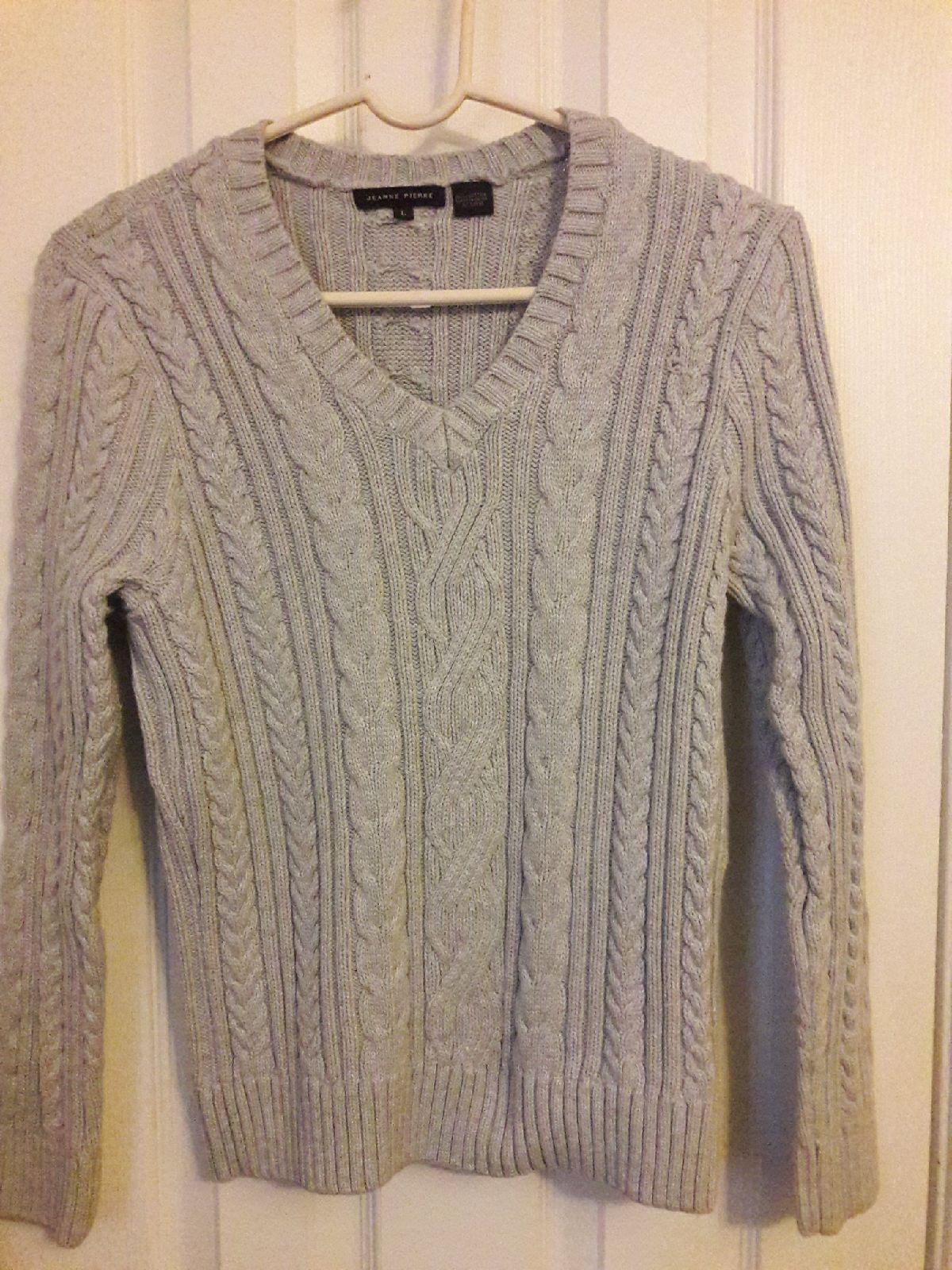 Cable Knit Sweater - Mercari: BUY & SELL THINGS YOU LOVE