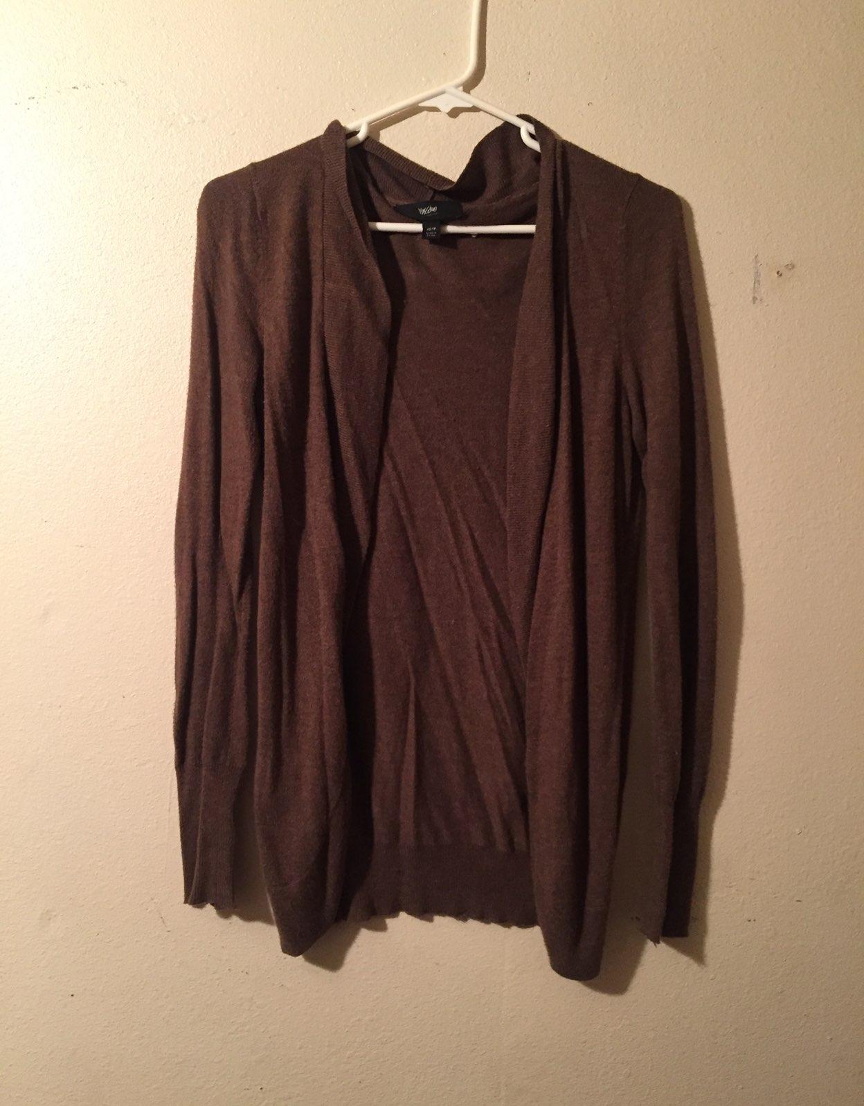 brown cardigan - Mercari: BUY & SELL THINGS YOU LOVE