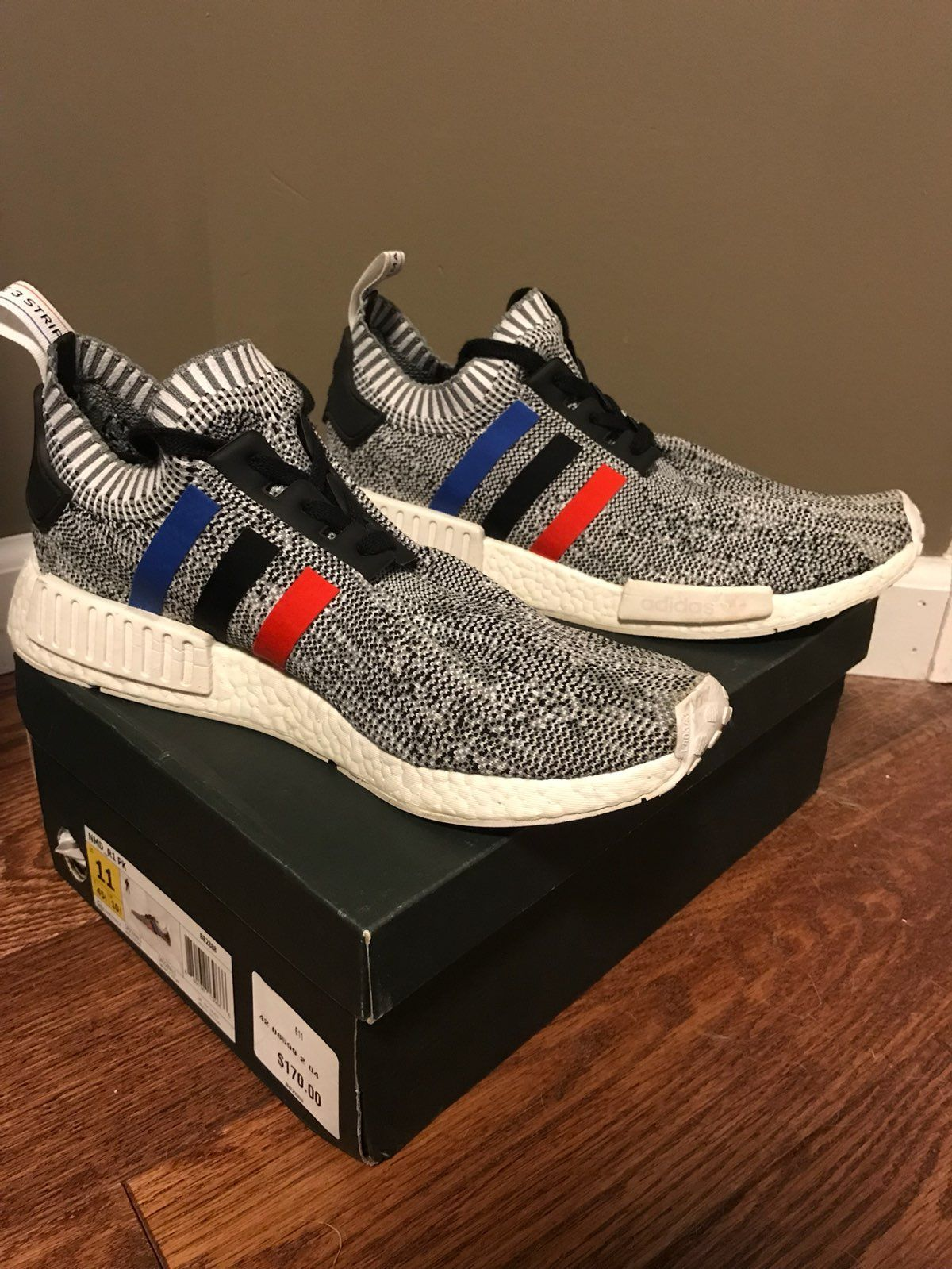 ecb7a6d6d4 Authentic Adidas Nmd R1 Jd Exclusive Shoes for sale in Batu Pahat