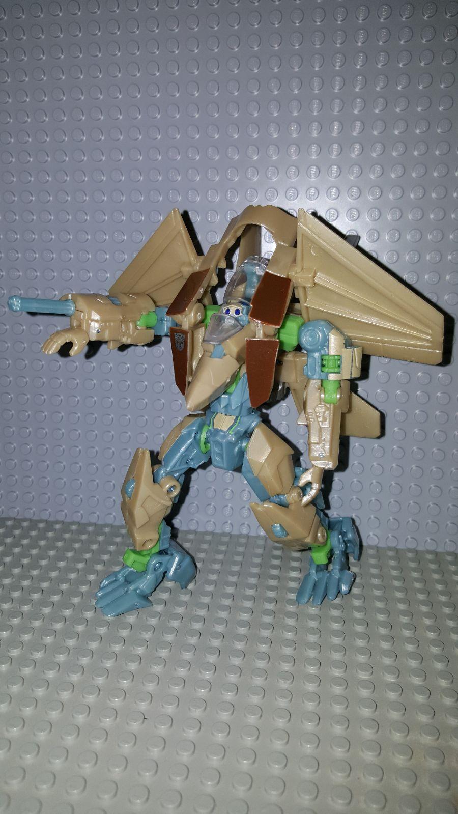 Autobot Breakaway Tan Variant