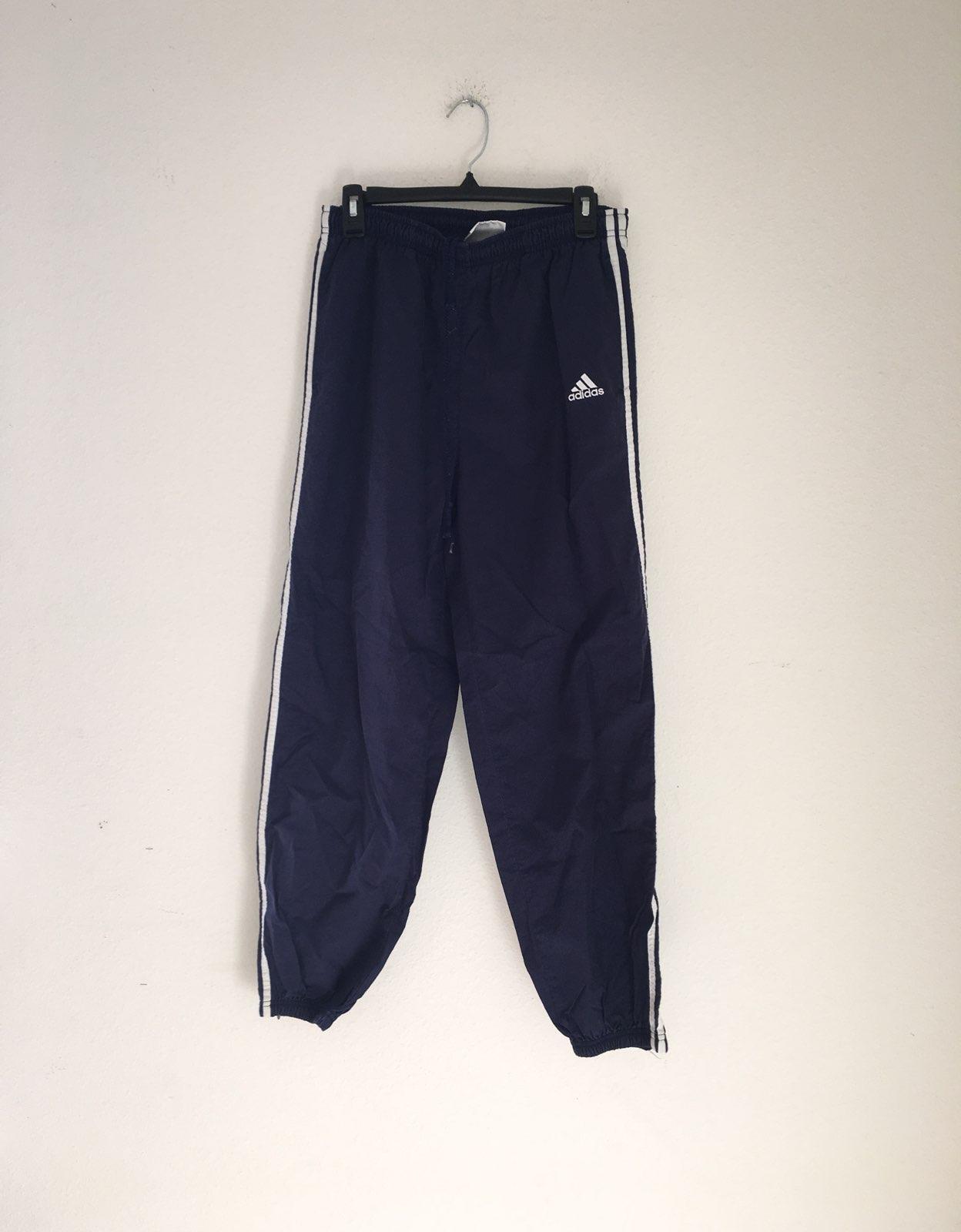 Vintage Adidas men's track pants size M