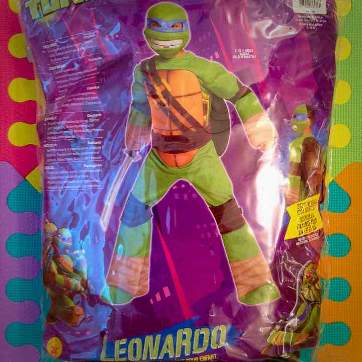 Teenage Mutant Ninja Turtle: LEONARDO