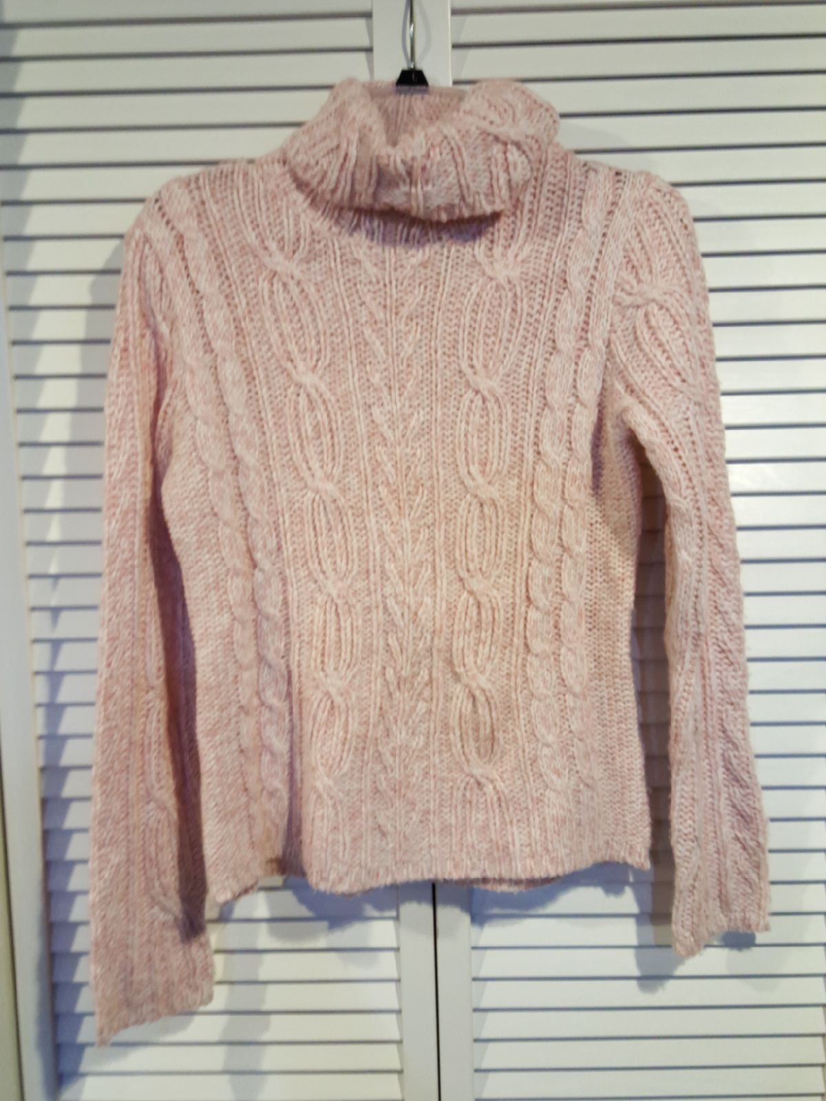 St John's Bay Turtleneck Sweater, size M - Mercari: BUY & SELL ...