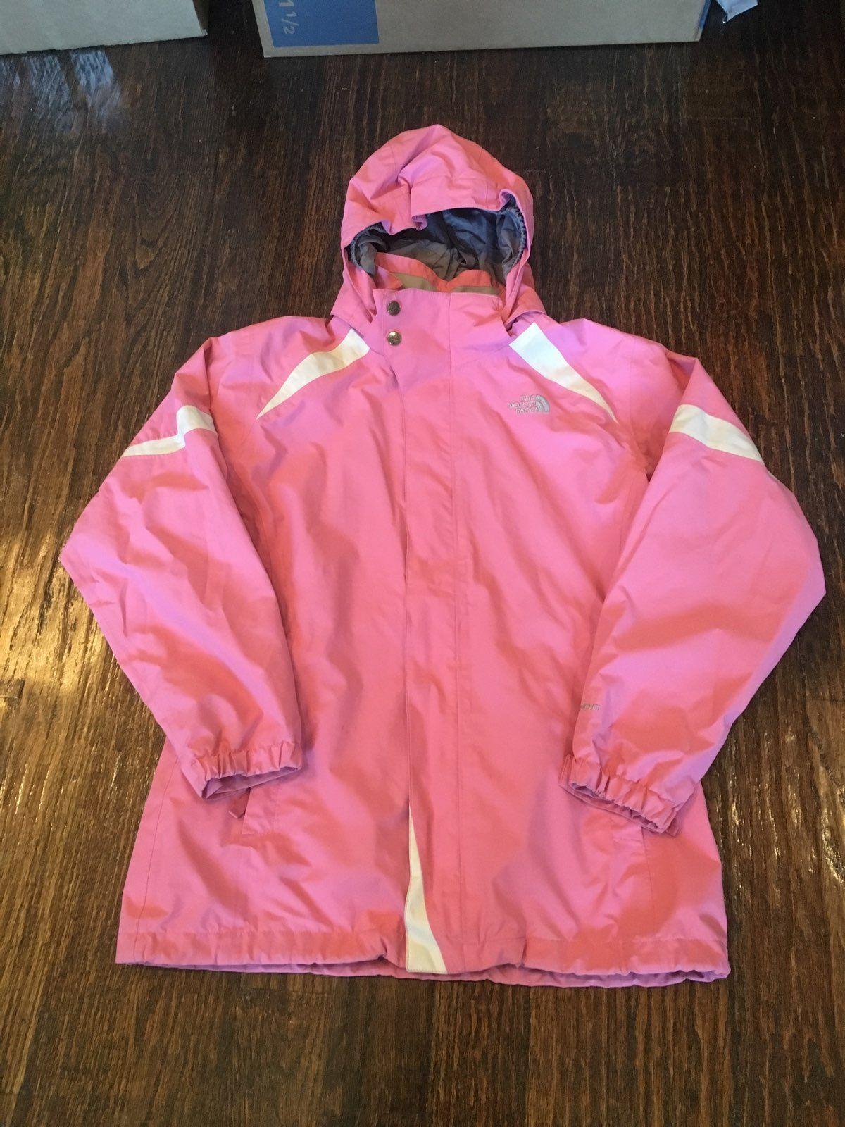The North Face Pink Girls Jacket - XL - Mercari: BUY & SELL THINGS ...