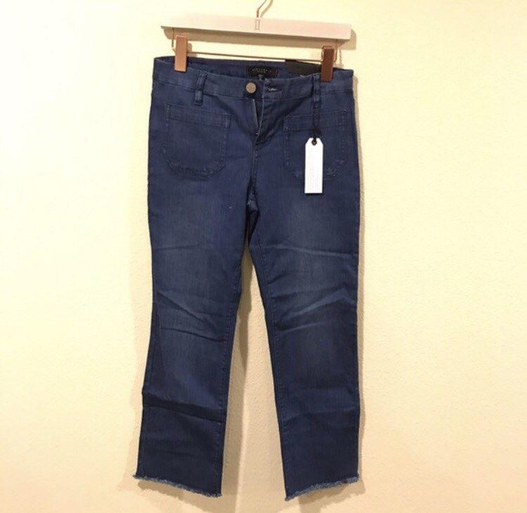 New Sanctuary Denim Marianne Crop Jeans