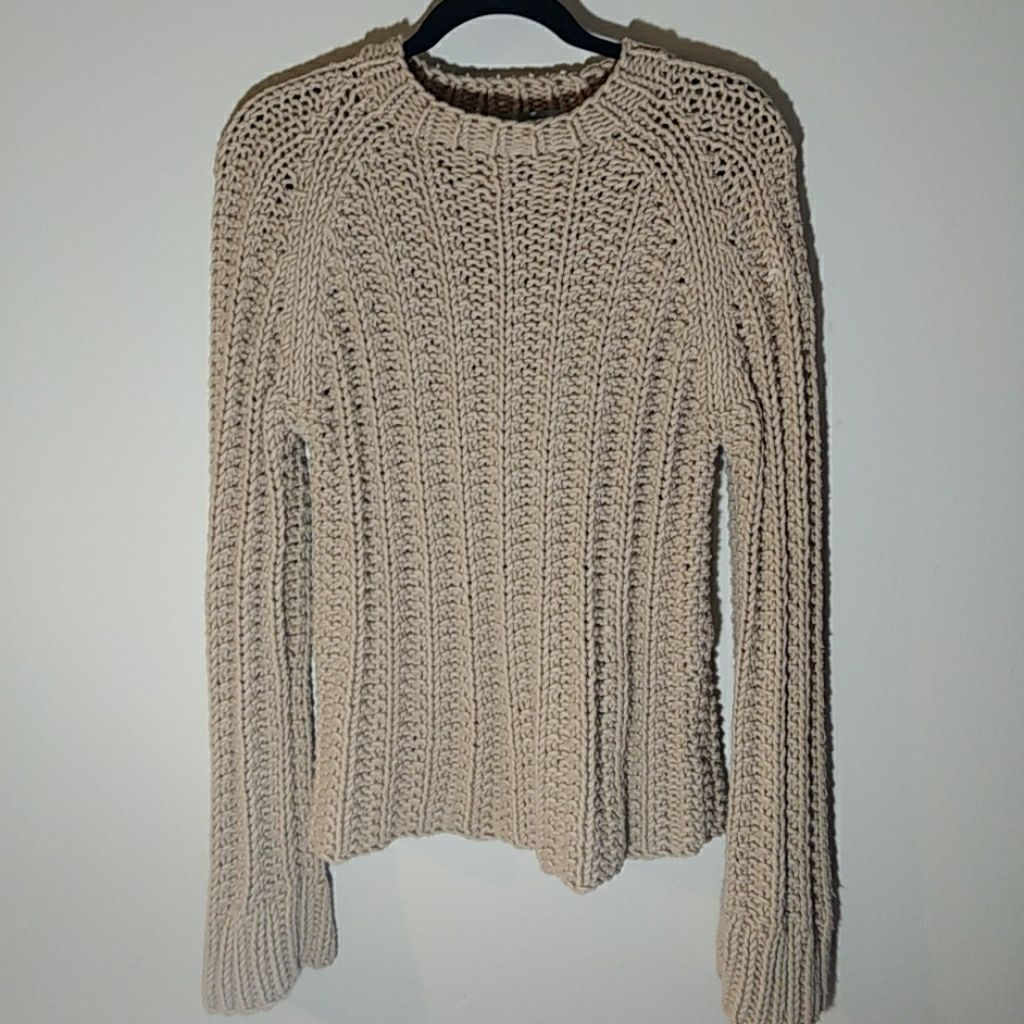 J. Crew Knit By Hand Cable Knit Sweater - Mercari: BUY & SELL ...