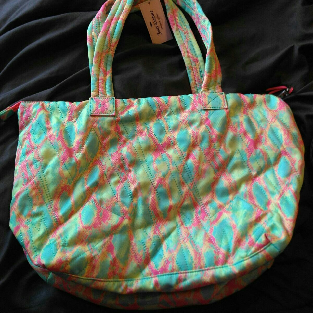 Juicy Couture Gym Bag New With Tags