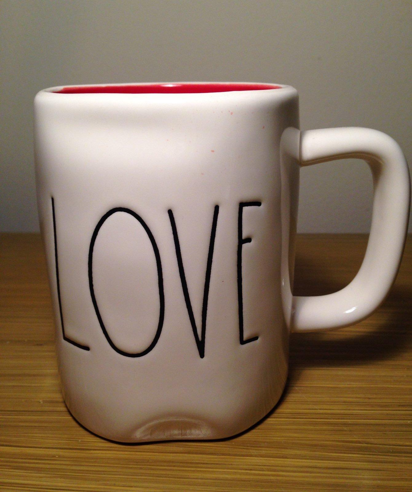 Rae Dunn LOVE Mug  Valentine's Day
