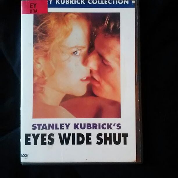 a literary analysis of eyes wide shut by stanley kubrick