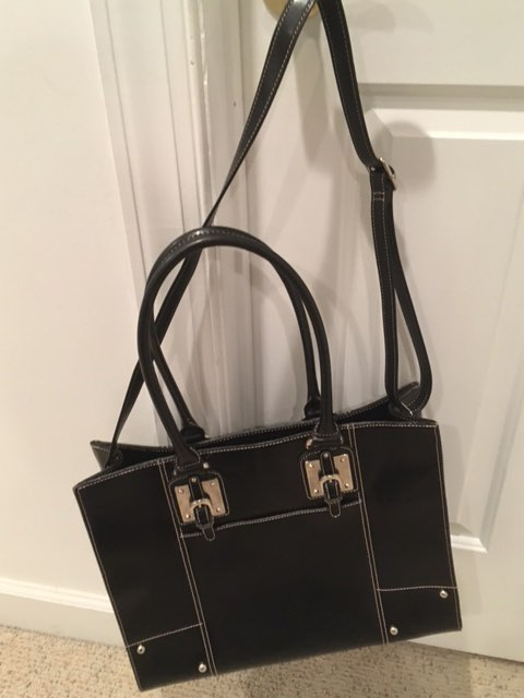 Stylish Wilsons Leather Briefcase