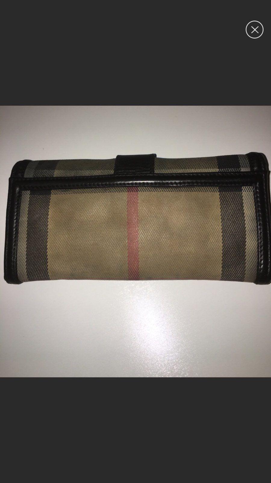 Burberry Envelope Wallet