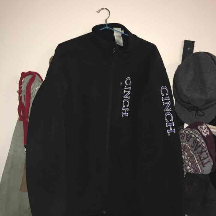 2 Mens XL Cinch Coat Bundle