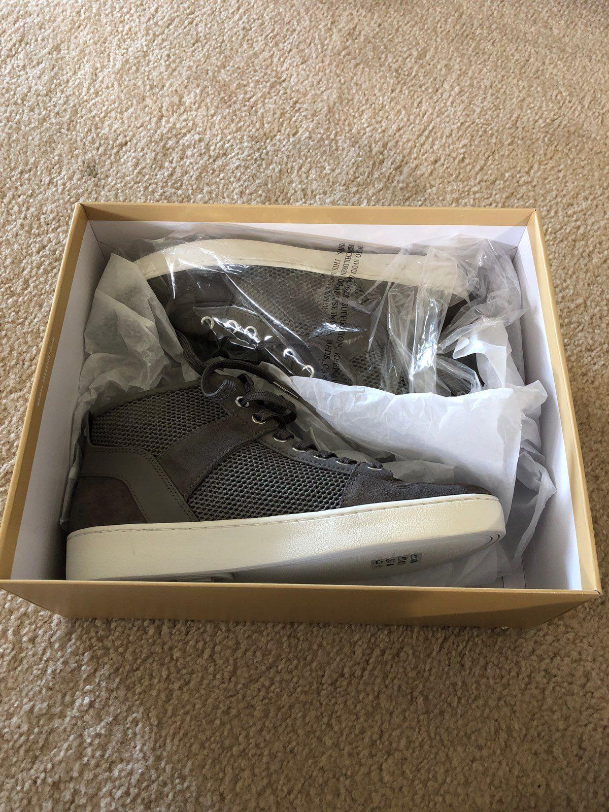 Michael Kors Matty High Top Sneakers