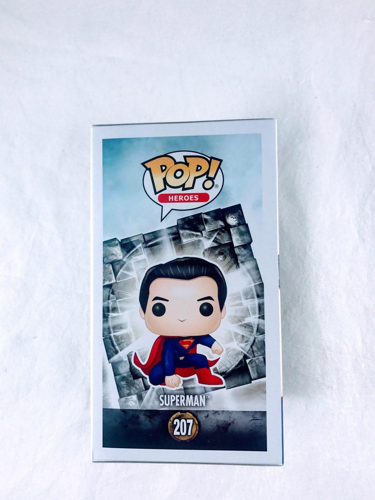 Funko Pop Justice League Superman
