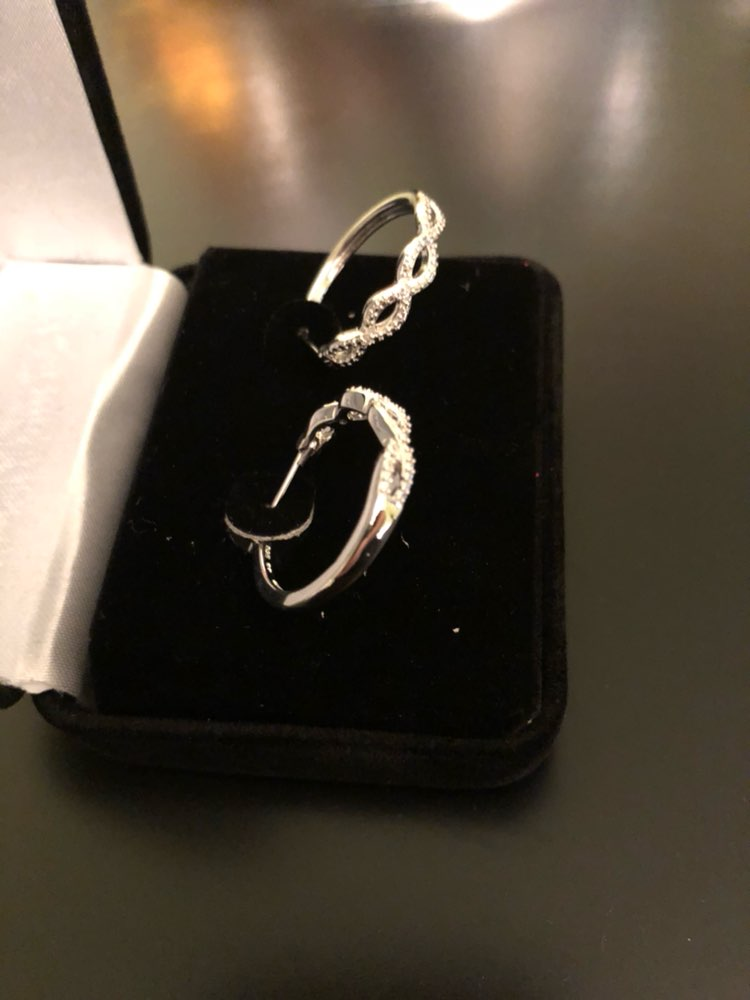 Kay jewelers Hoop Silver Earrings Mercari The Selling App
