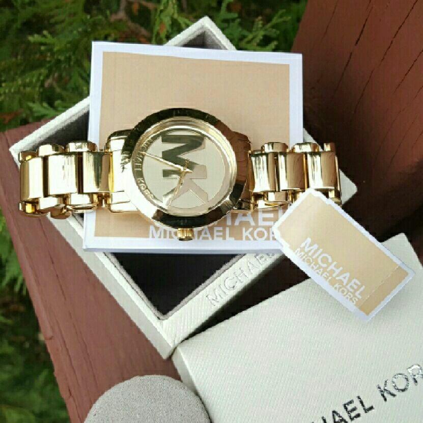 New Michael Kors Parker MK watch MK3206