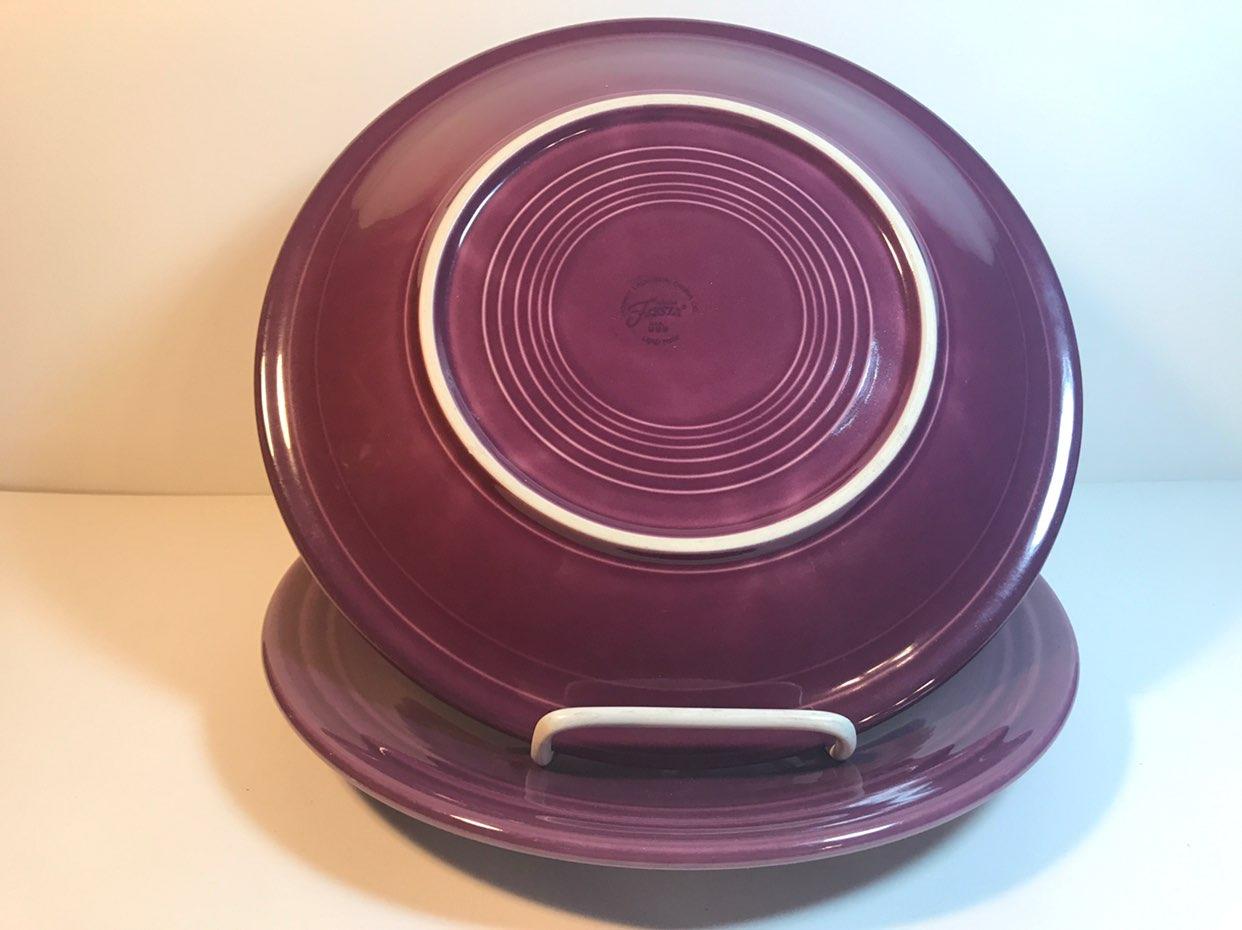 "Fiesta HEATHER  10-1/2"" Dinner Plate"