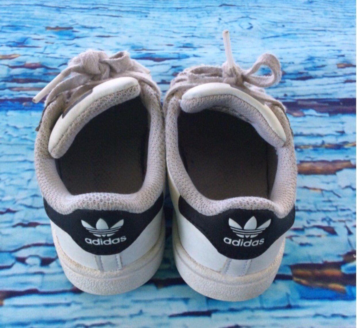 Toddler Adidas Superstar Sz 7k