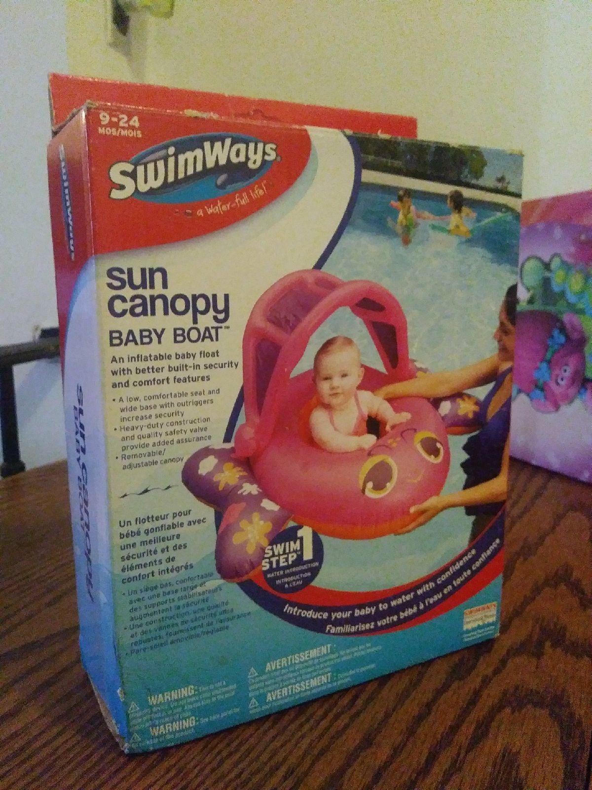 Sun Canopy baby boat  sc 1 st  Mercari & Sun Canopy baby boat - Mercari: BUY u0026 SELL THINGS YOU LOVE