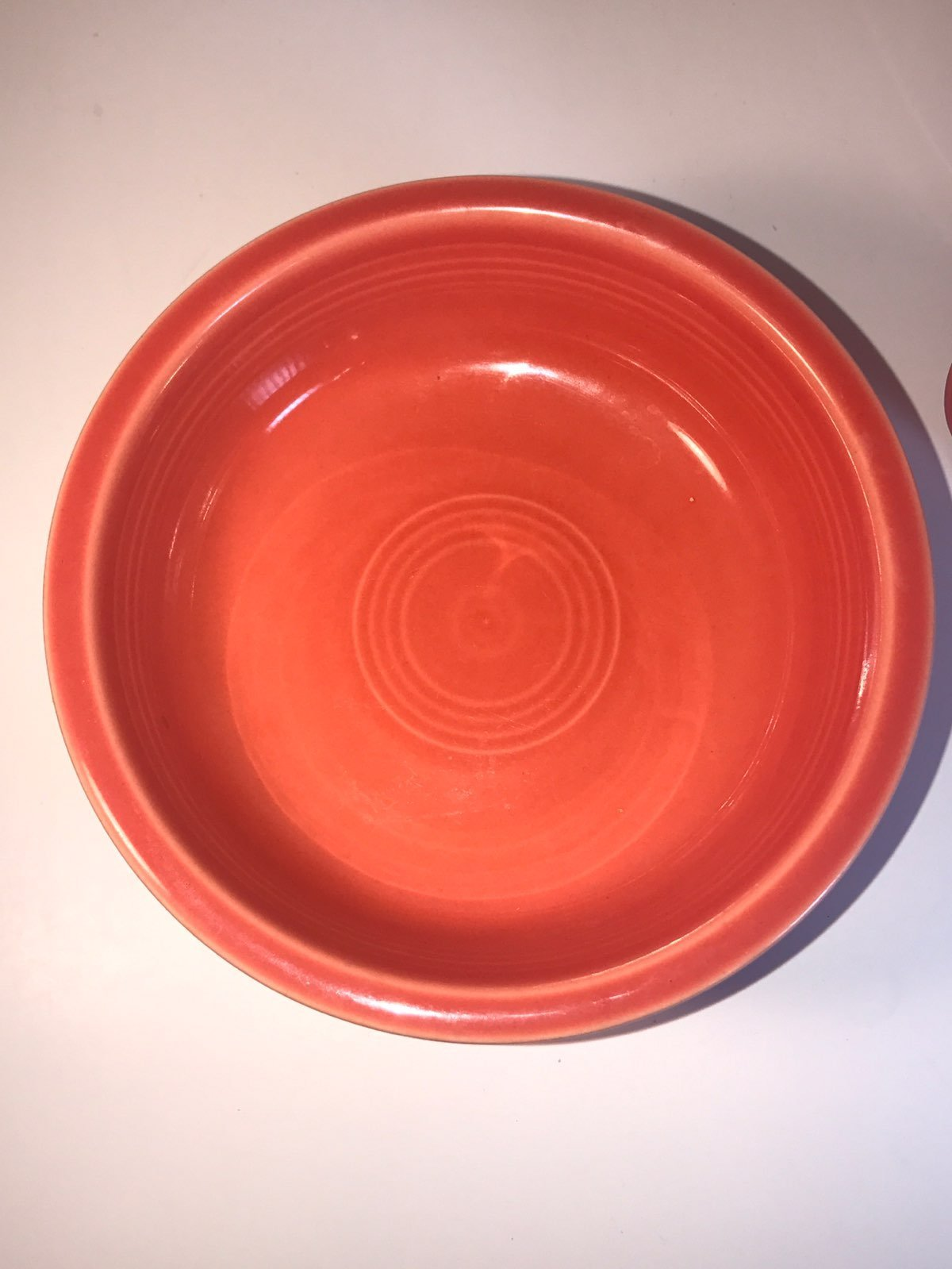 Set of 5 Fiesta Bowls Persimmon Retired