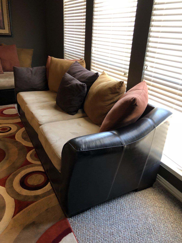 2 Lightly Used Sofas!