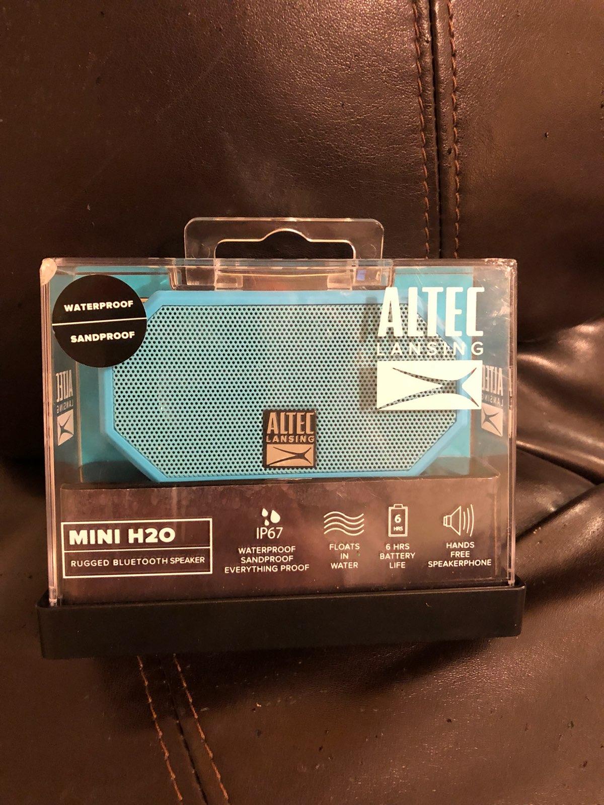 ALTEC Bluetooth Portable Speaker
