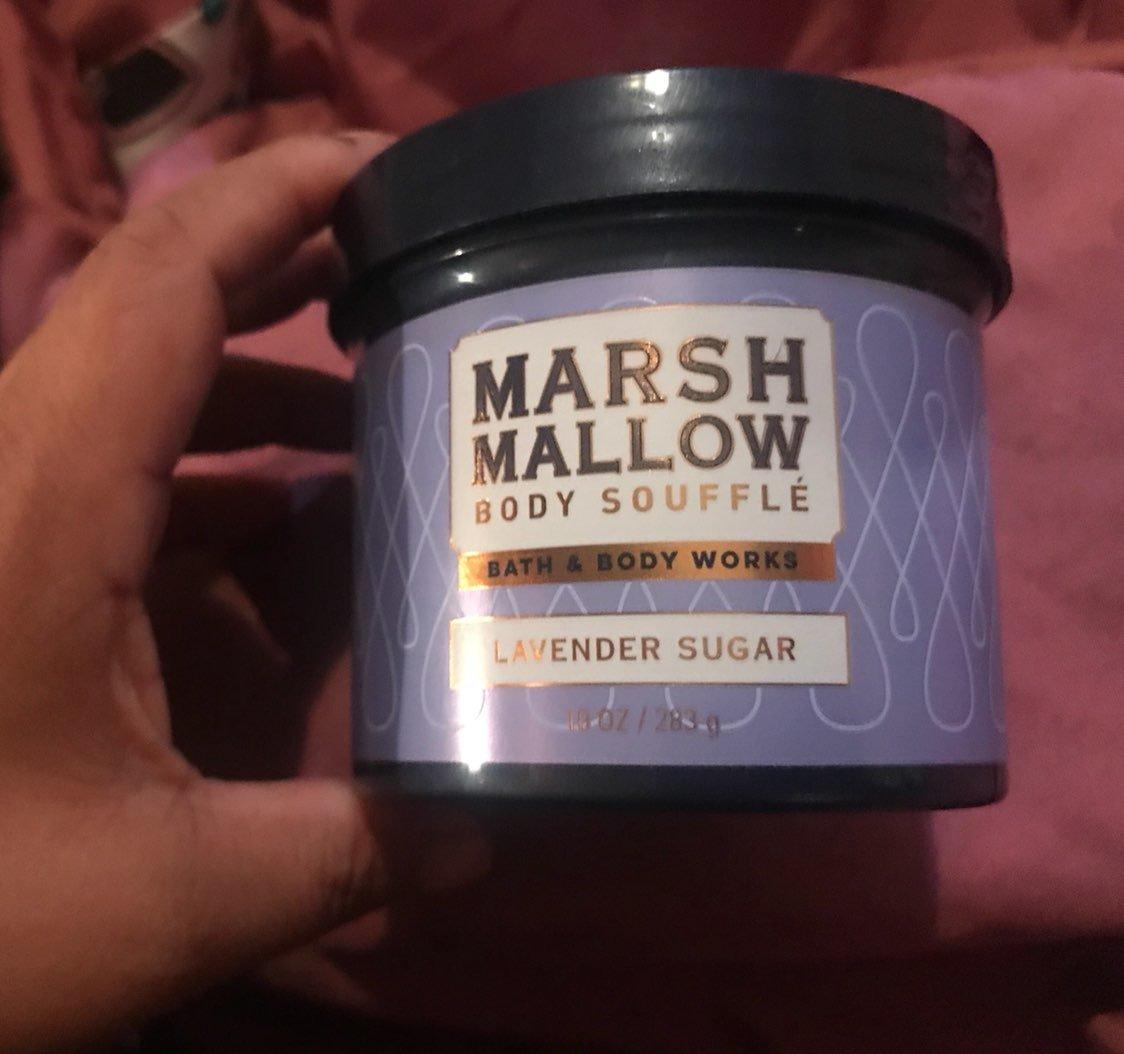 Marshmallow Body Soufflé New