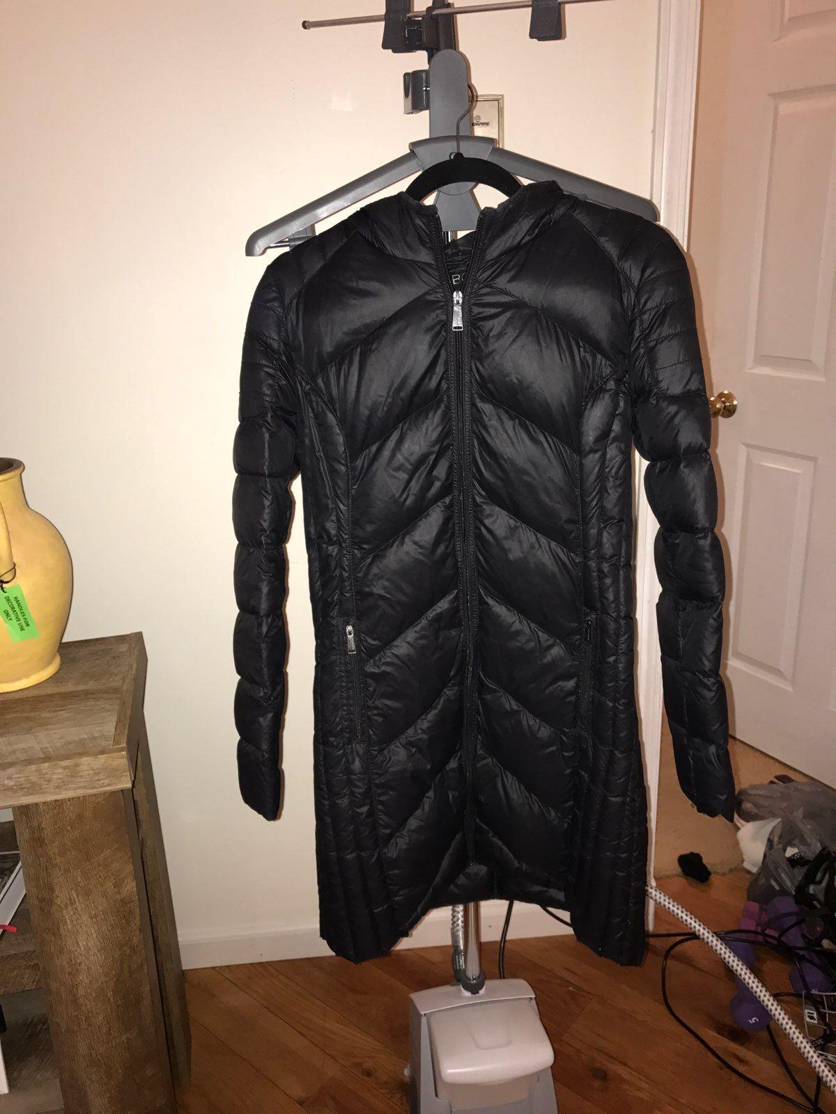 Packable down jacket bcbg
