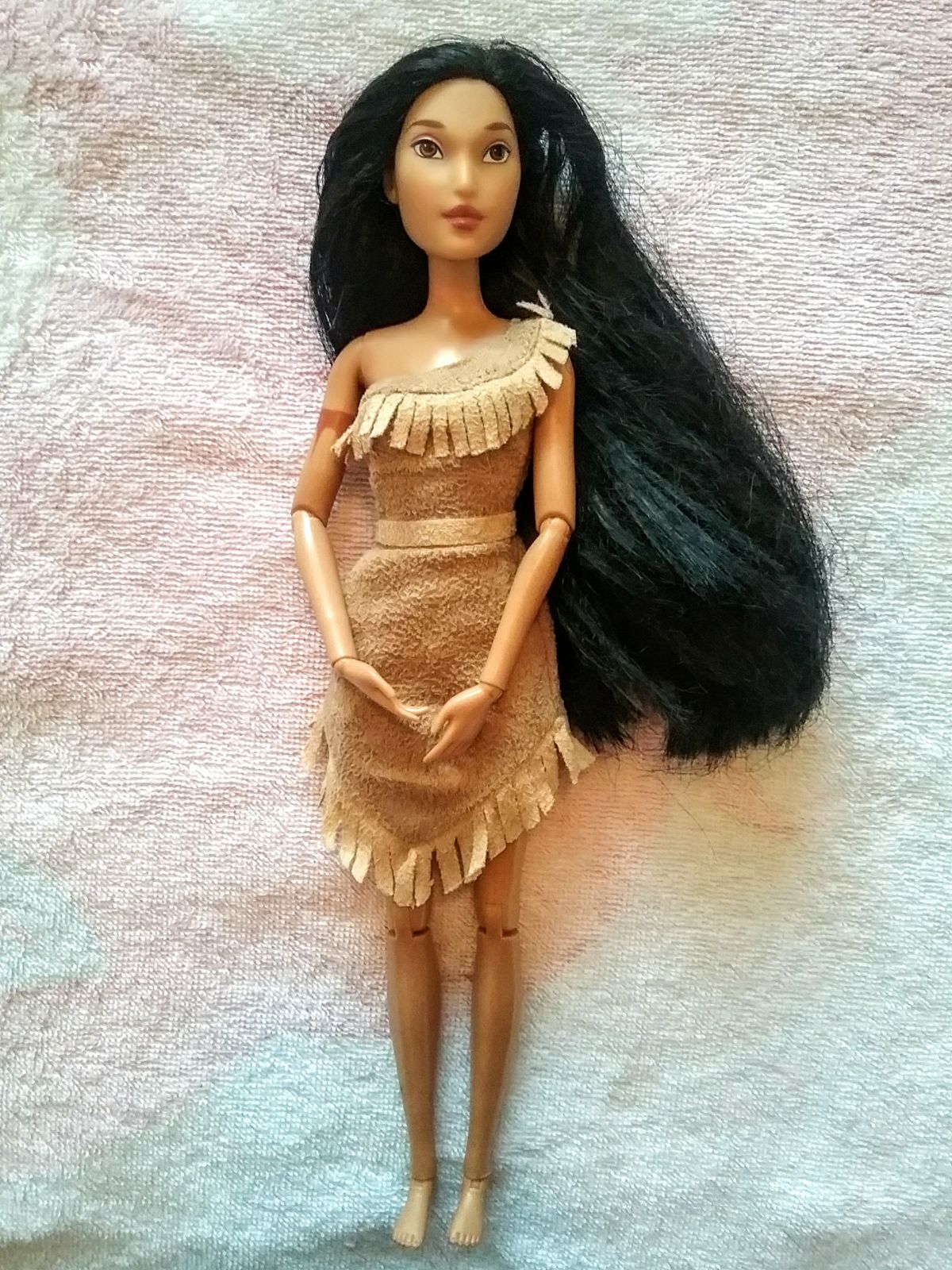 Disney Pocahontas Fully Poseable Doll