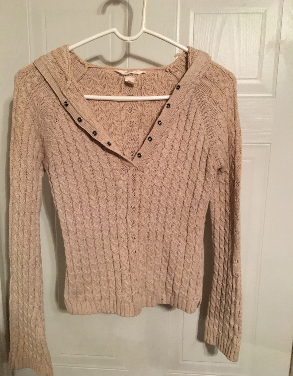 Aeropostale Cable knit Sweater - Mercari: BUY & SELL THINGS YOU LOVE
