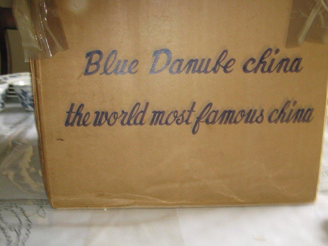 20 Piece Set If Blue Danube Fine China