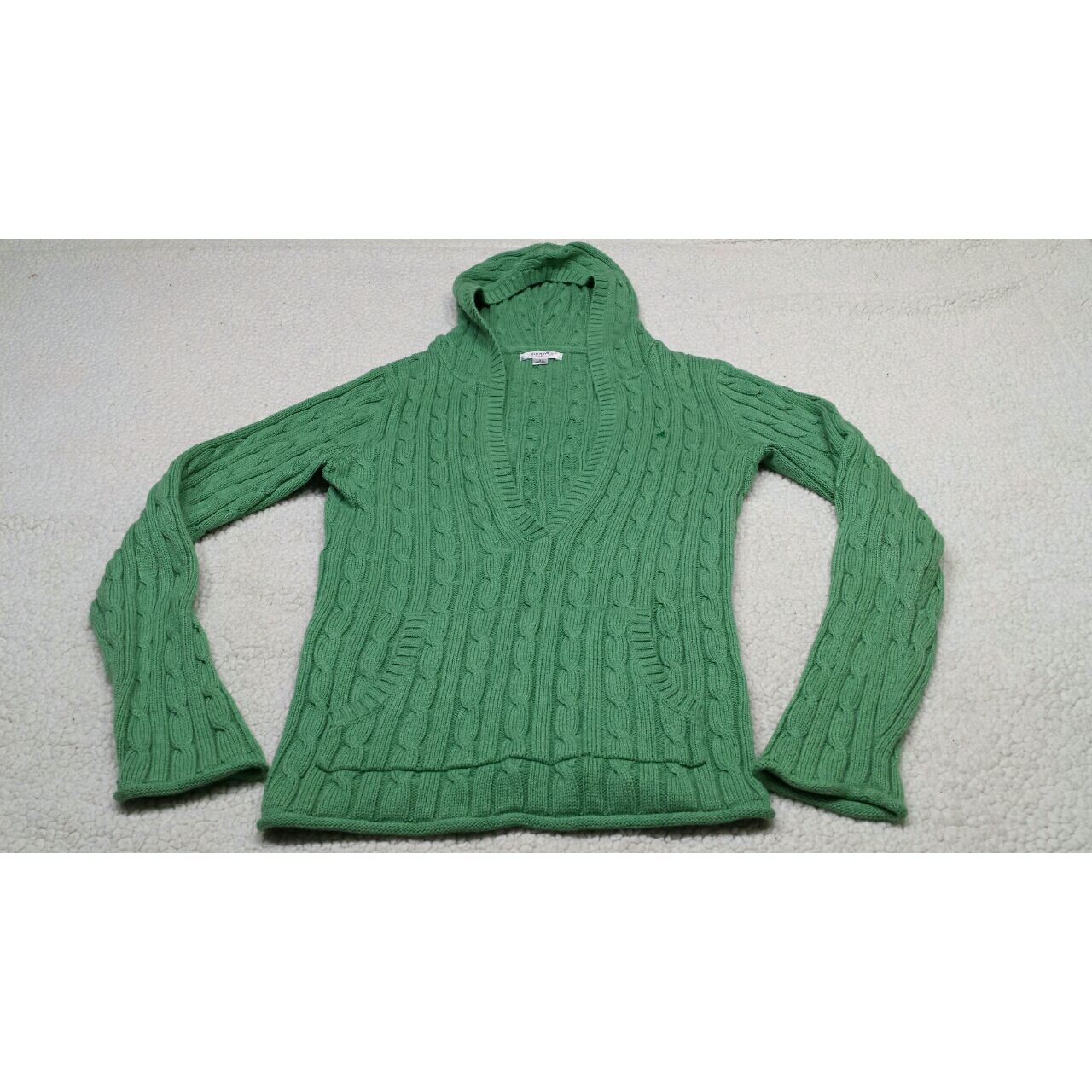 Cable Knit Sweater green, - Mercari: BUY & SELL THINGS YOU LOVE