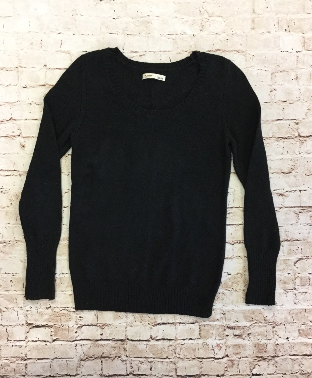 Old Navy Black Sweater - Mercari: BUY & SELL THINGS YOU LOVE