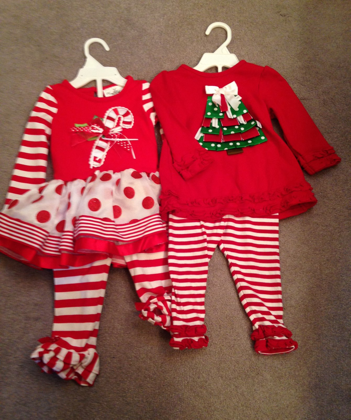Two Holiday Outfits