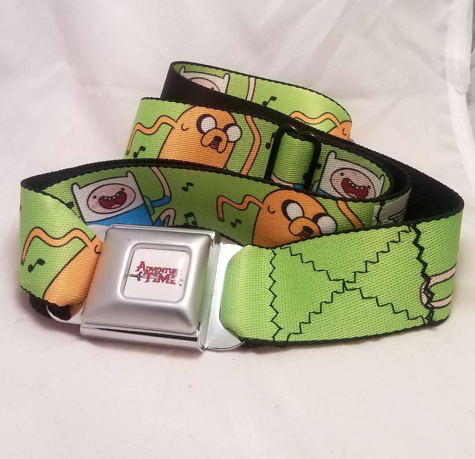 Adventure Time Belt