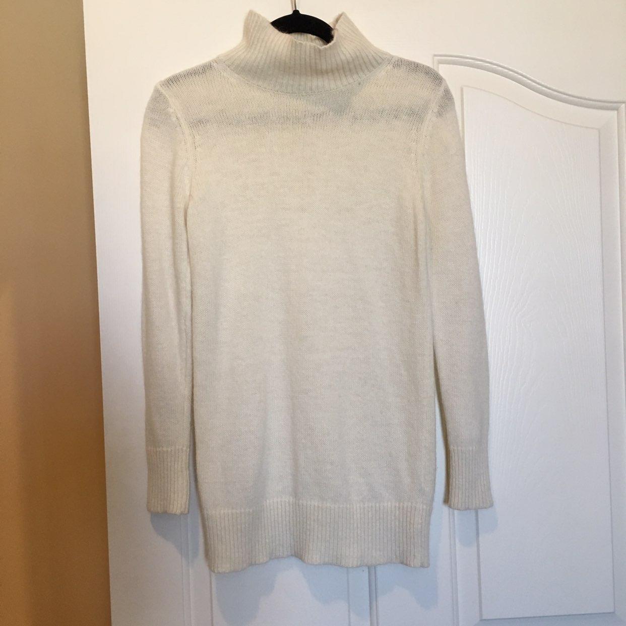 Tan Turtle Neck Sweater