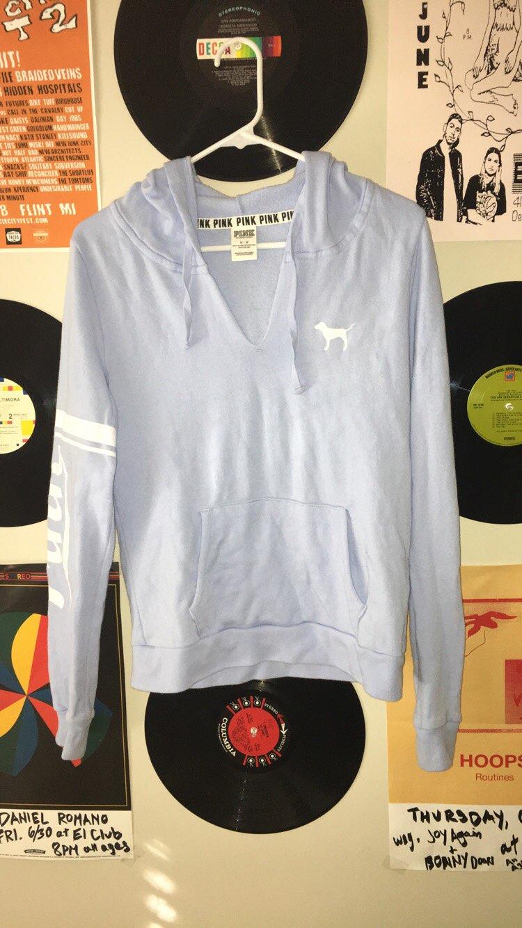 Blue vs black jacket