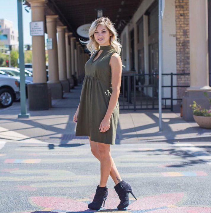 Aurora Dress By Amelia James