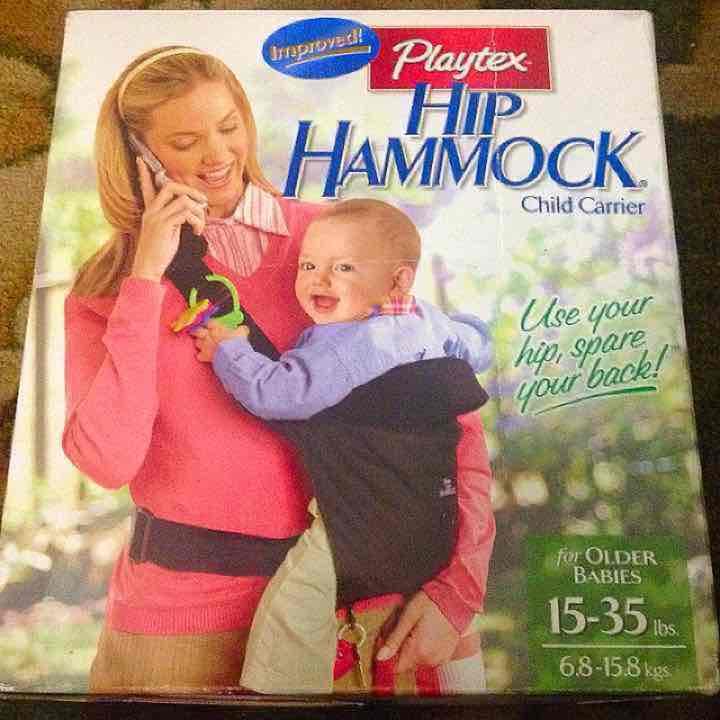 playtex hip hammock child carrier playtex hip hammock child carrier   mercari  buy  u0026 sell things you      rh   item mercari