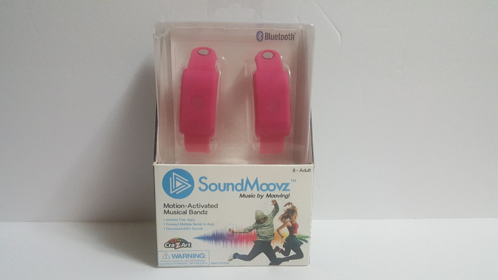 Sound Moovz Musical Bandz