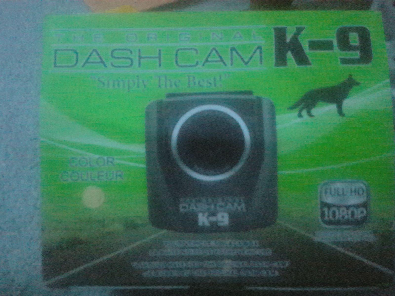 Dash Cam 1080p HD
