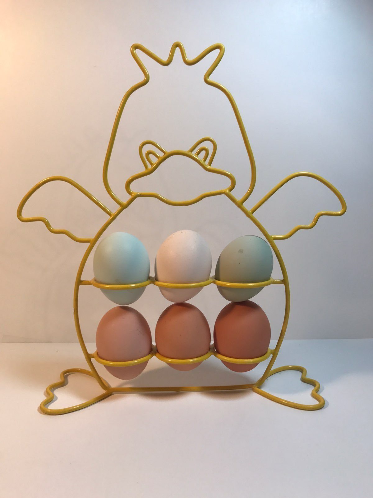Easter Egg Chick Counter Display