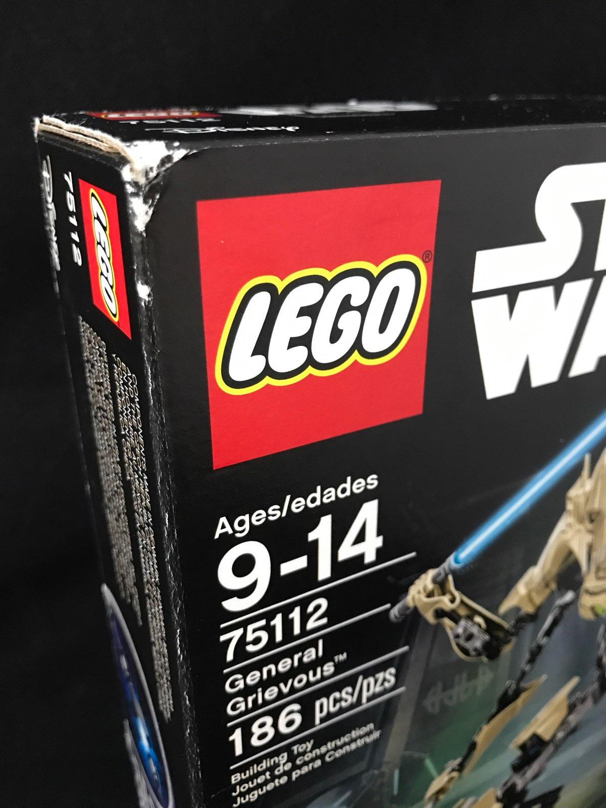 LEGO 75112 General Grievous Star Wars