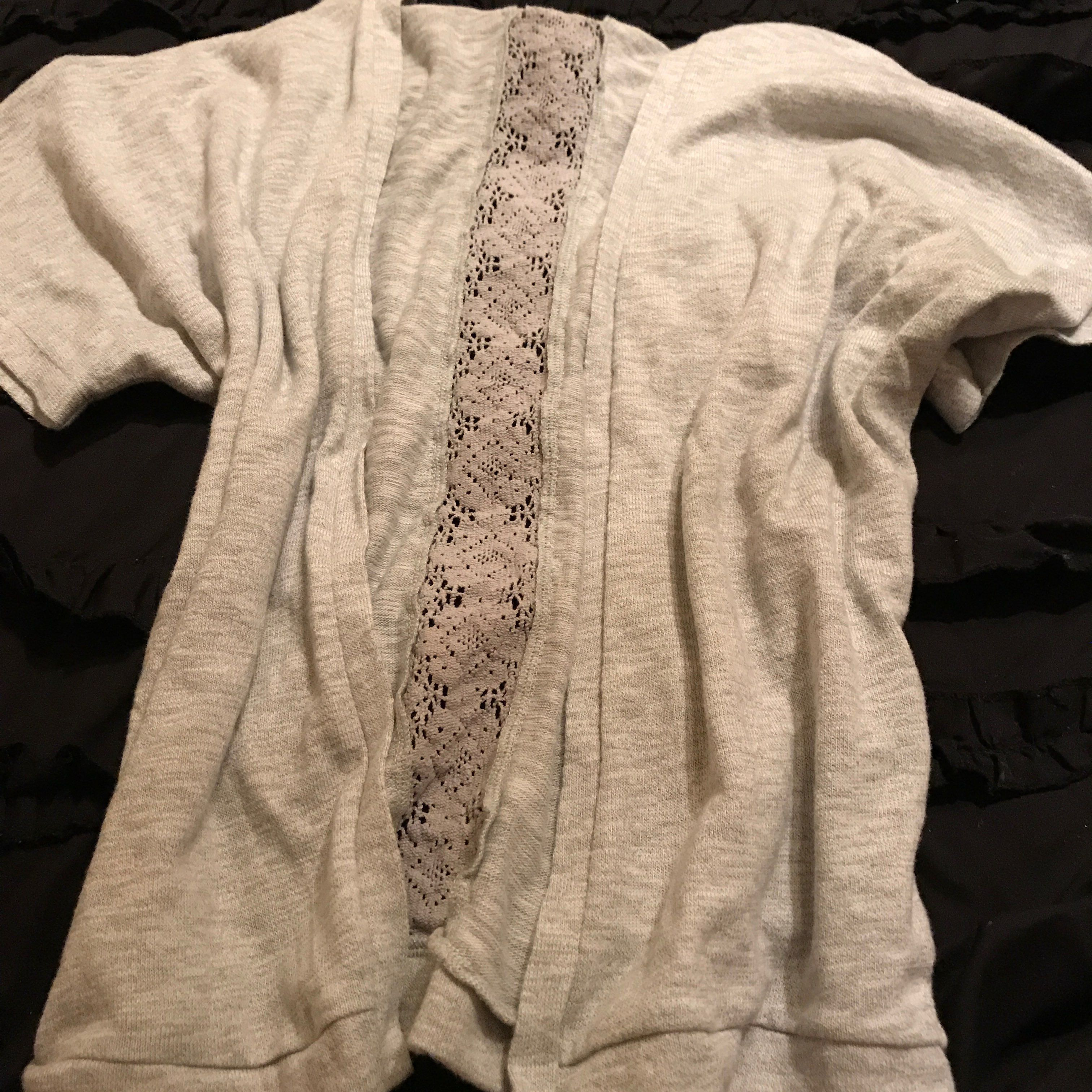 Short Sleeve Cardigan - Mercari: BUY & SELL THINGS YOU LOVE