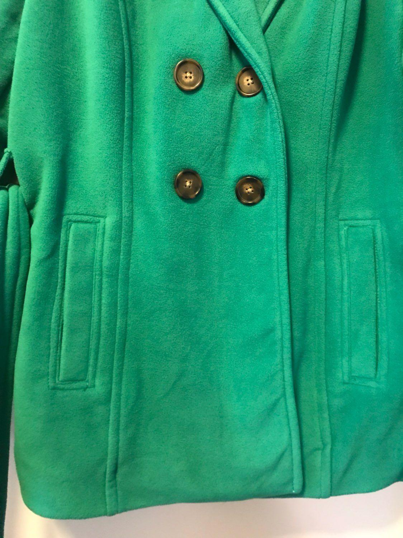 Old navy kelly green peacoat