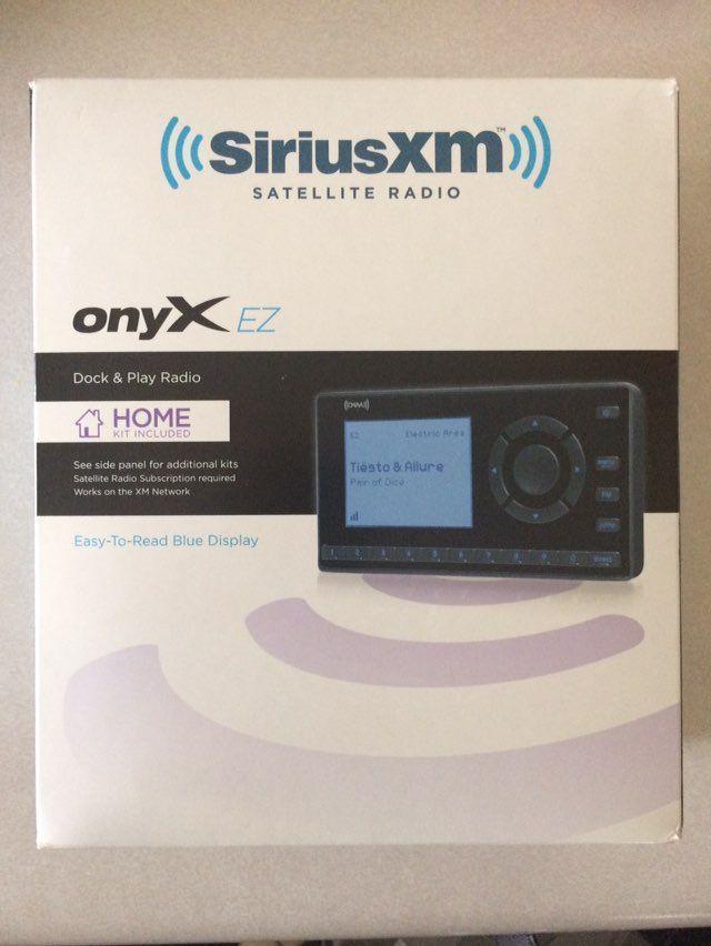 xm satellite radio subscription
