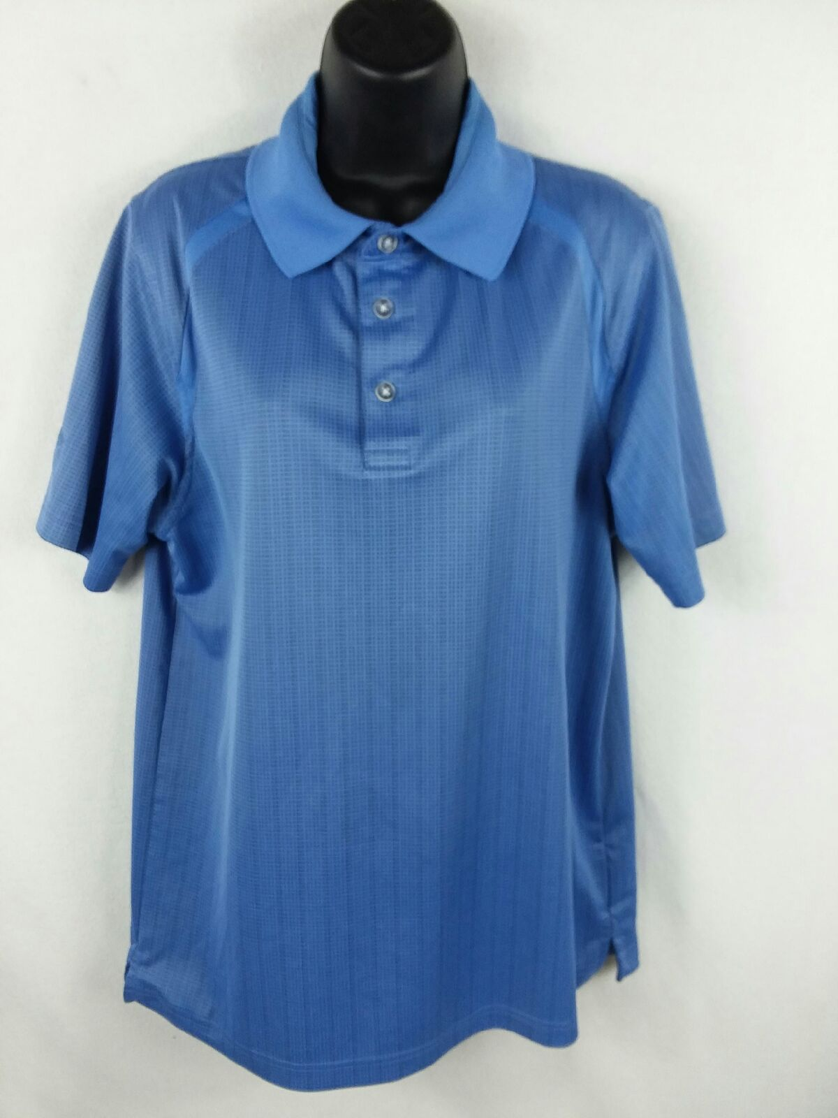 Callaway Golf Polo Mens Medium Shirt Blu