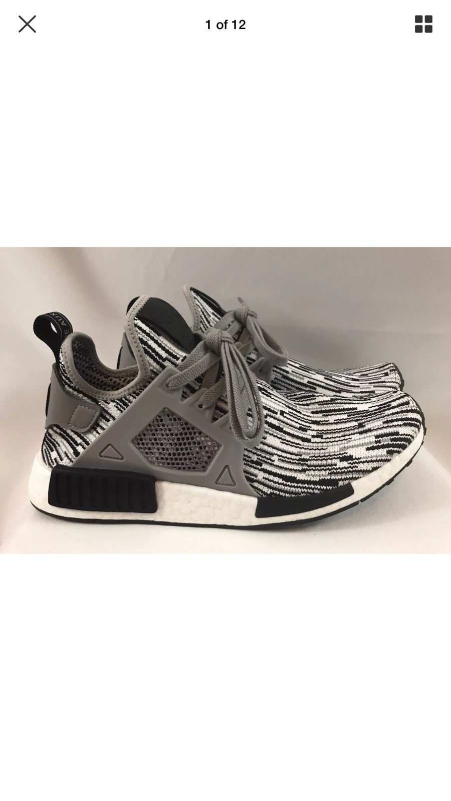 NMD XR1 Duck Camo Box Opening