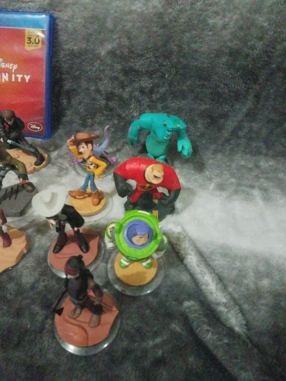 Disney Infinity collection