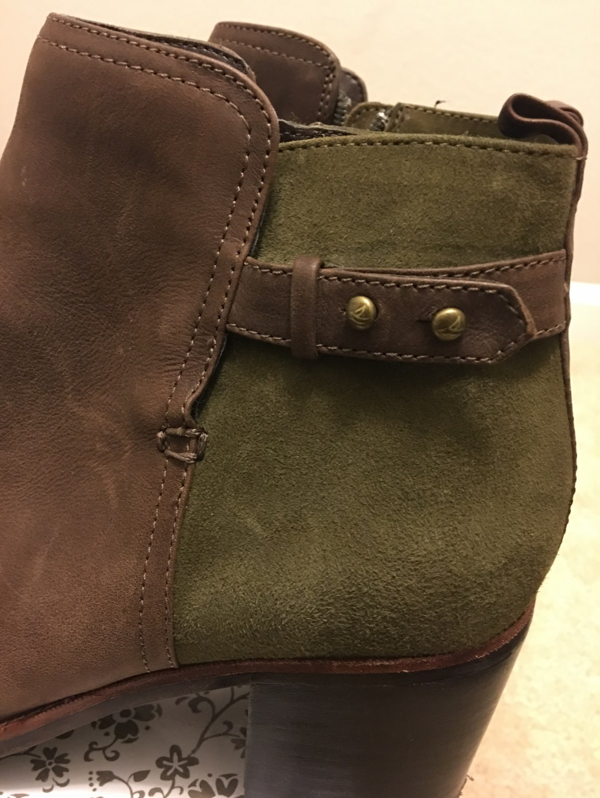 Sperry Topsider Women's Leather Bootie